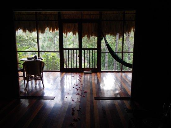 Blancaneaux Lodge : Casita 11
