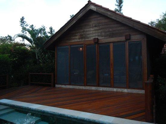 Blancaneaux Lodge: Enchanted Cottage