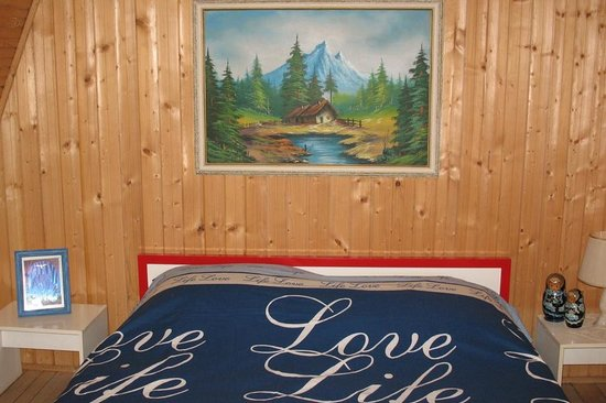 Camping Doua Lumi: Blue room (2-3 persons)