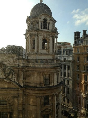 The Royal Horseguards: View from 661