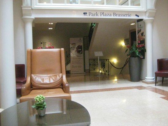 Park Plaza Victoria Amsterdam: lobby