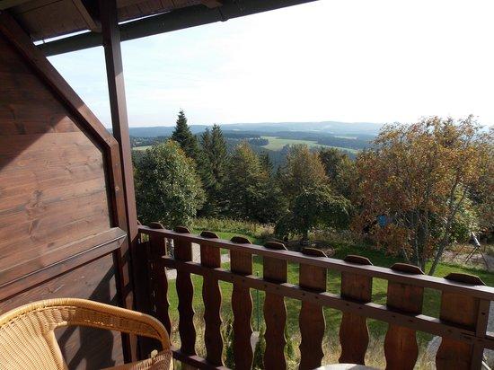 Berggasthof & Hotel Brend: Balcony view
