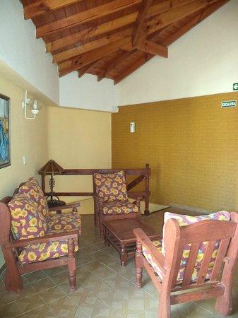 Arraial Hotel : Living