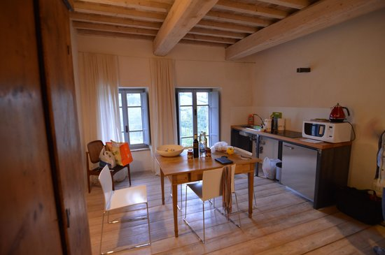 Podere Morico Agriturismo Country House: cuisine