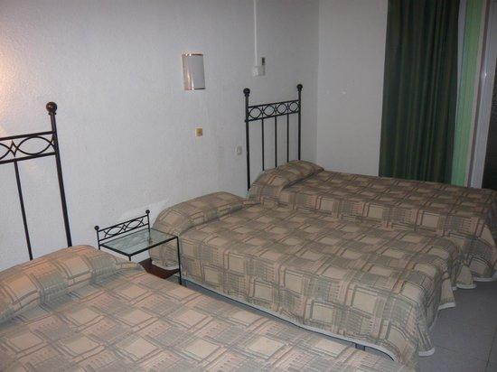 Hotel Peninsular : Chambre 202