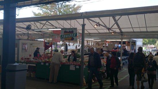 Jean-Talon Markt: Farmers Market
