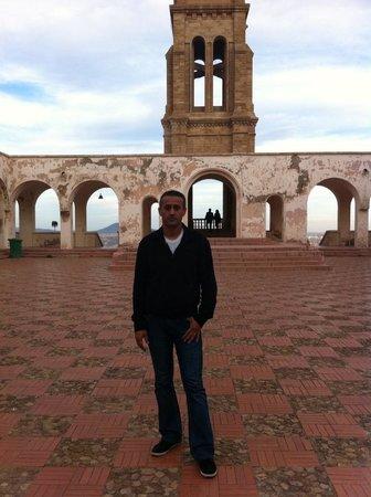 Fort Santa Cruz: سانتا كروز وهران