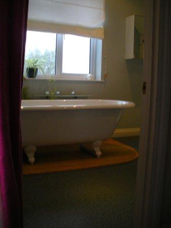 Combe House B&B: Bathroom