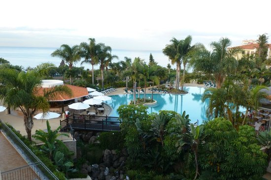 Porto Mare Hotel: The view from our balcony