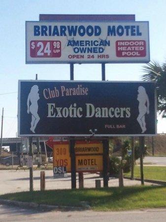 Briarwood Motel Valdosta: Briarwood Motel
