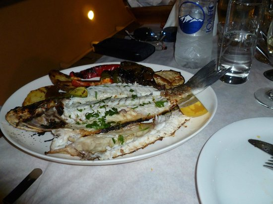 Mezzo Restaurant: Excellent grill