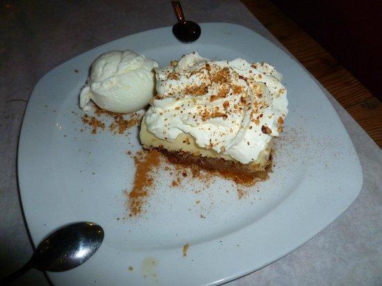 Mezzo Restaurant: Don't forget dessert