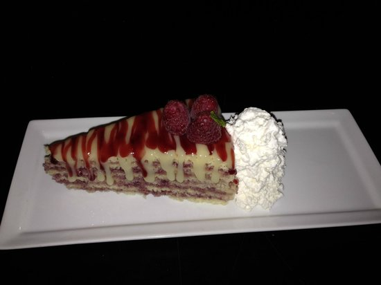 Johnny's Italian Steakhouse- Eau Claire: Dessert