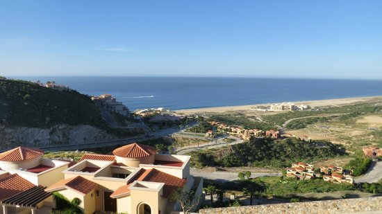 Montecristo Estates Pueblo Bonito : Phase 1 #52 overlooking down to the Sunset Resort.
