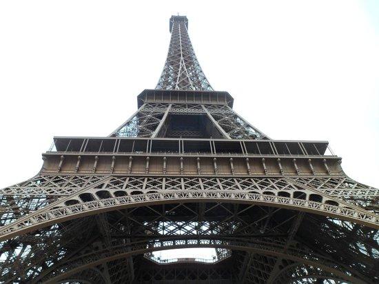 Renaissance Paris Le Parc Trocadero Hotel : Yes It Is Really the Big