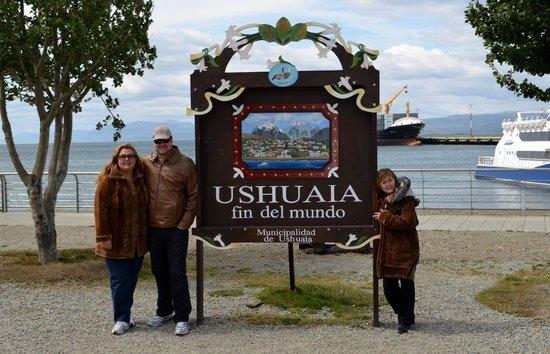 Ushuaia City Tour : BEIRA MAR