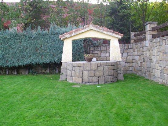Hotel Rural Spa&Wellness Hacienda Los Robles: pozo