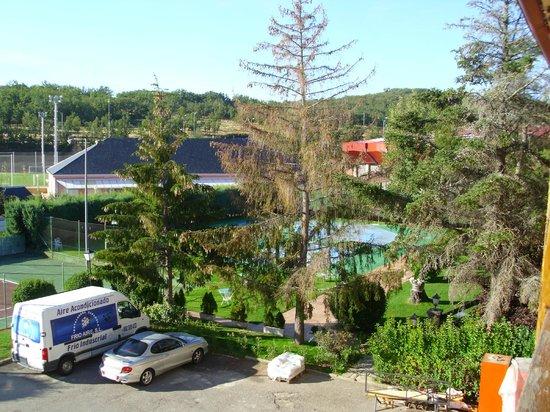 Hacienda Los Robles: vista desde la habitacion