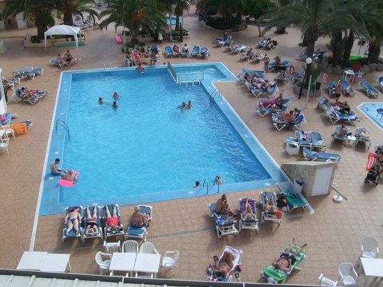 Complejo Costa Sur - Sol Post Hotel: swimming pool area