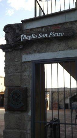 Baglio San Pietro: siamo arrivati