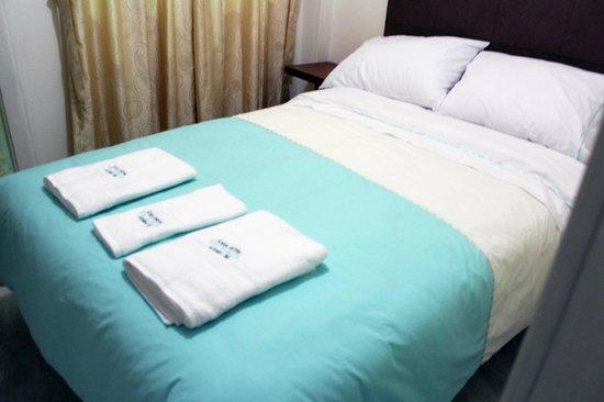 Casa Hotel Victoria Av 30: Habitación