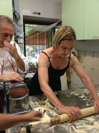 Casolare di Libbiano: Cooking lesson is the best souvenir!
