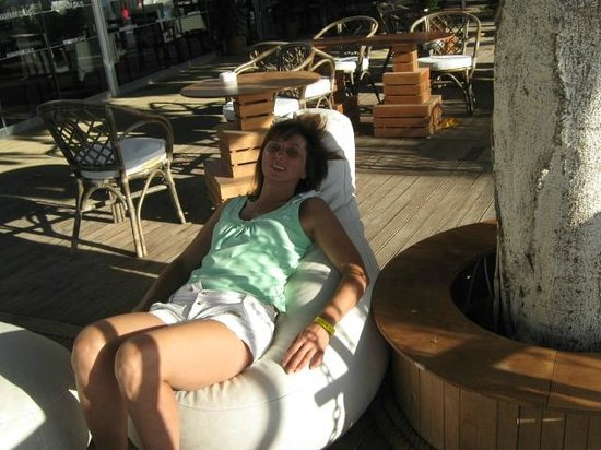 Manas Park Calis: À la carte ресторан отеля