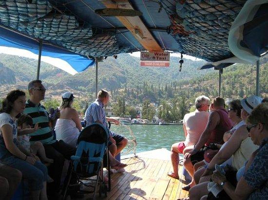 Manas Park Calis: Кораблик по пути Чалыш Фетхие