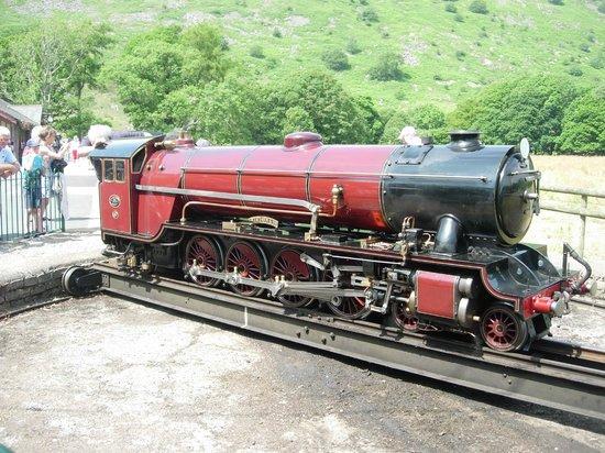 Ravenglass and Eskdale Railway: Steam in Eskdale