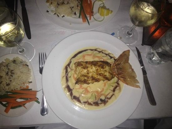 410 Bank Street : Lobster tail !