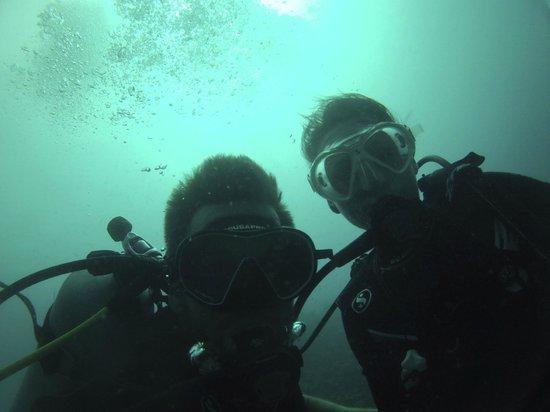 Mango Dive & Bungalow: Unser letzter Tauchgang auf Gili!