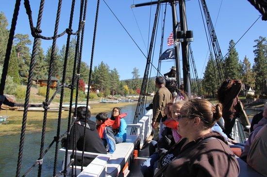 Pirate Ship Tours : 2