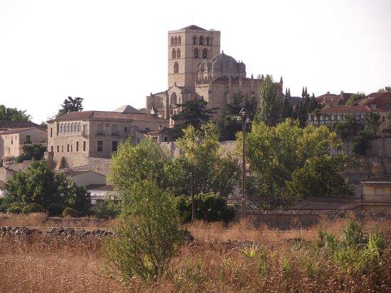 Zamora : Torre Románica de la Catedral