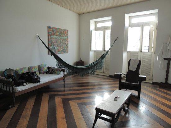Pousada do Boqueirao: La chambre