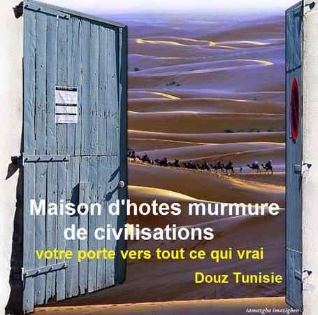 Murmure de Civilisations: NOTRE PHILOSOPHIE