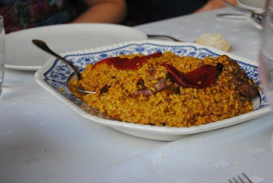 El Molin de Mingo: Pollo de caleya