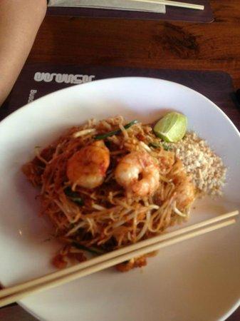 Busaba Eathai: pad thai