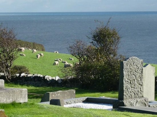 Maughold Village Church: A very peaceful place
