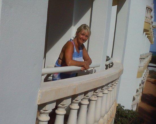 IBEROSTAR Albufera Park: Balcony