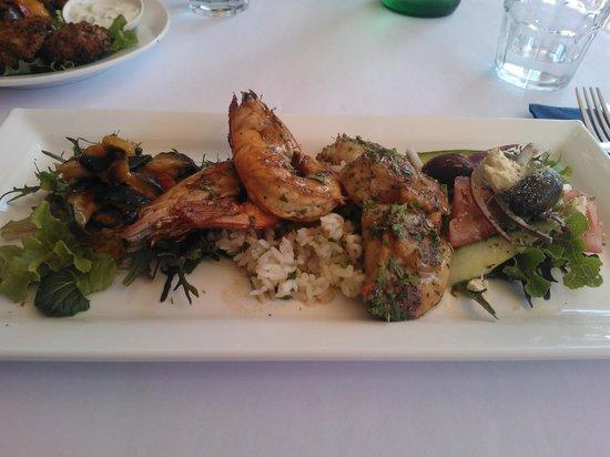 The Cyprus Tree: Good food