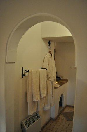 Chez Pierre: Baño