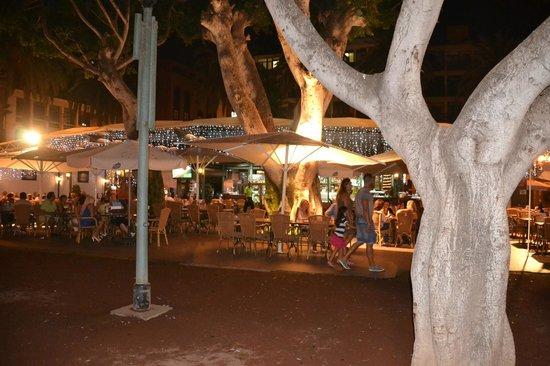 Plaza Charco: Plaza del Charco
