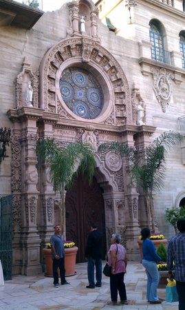 The Mission Inn Hotel and Spa: On Site Church
