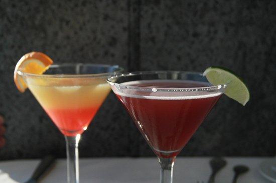 Aerie Restaurant & Lounge: Martini