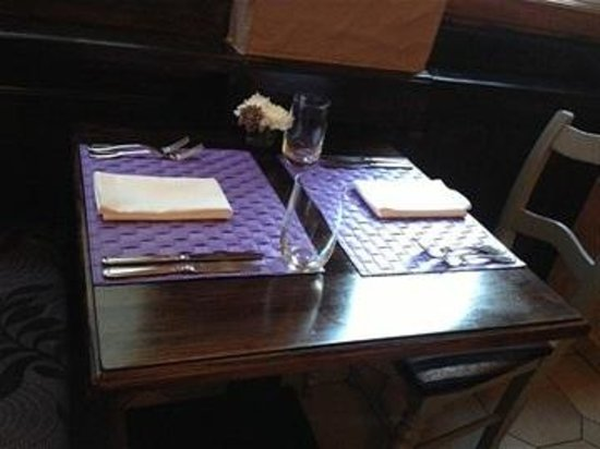 Renomme : Cute table setting