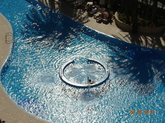 Sol Guadalupe by Melia: jacuzzi in pool