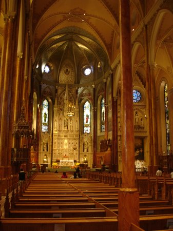 St. Patrick's Basilica : October 2013