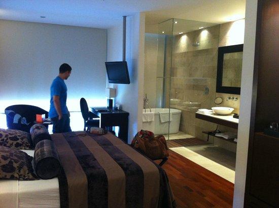 Finca Prats Hotel Golf & Spa: habitación deluxe