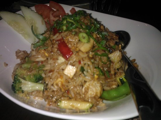 Tosakan Thai Restaurant: Rice