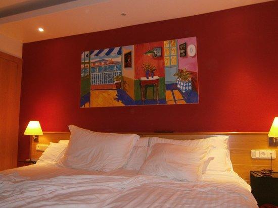 Hotel Platjador: chambre double